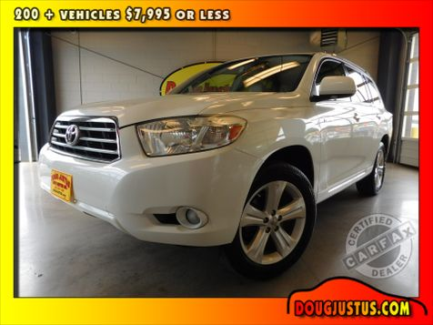 2009 Toyota Highlander Limited in Airport Motor Mile ( Metro Knoxville ), TN