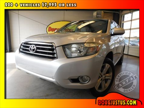 2009 Toyota Highlander Sport in Airport Motor Mile ( Metro Knoxville ), TN