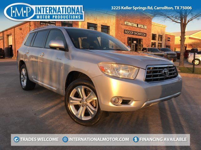 2009 Toyota Highlander Limited ONE OWNER