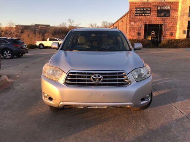 2009 Toyota Highlander Limited in Carrollton, TX 75006
