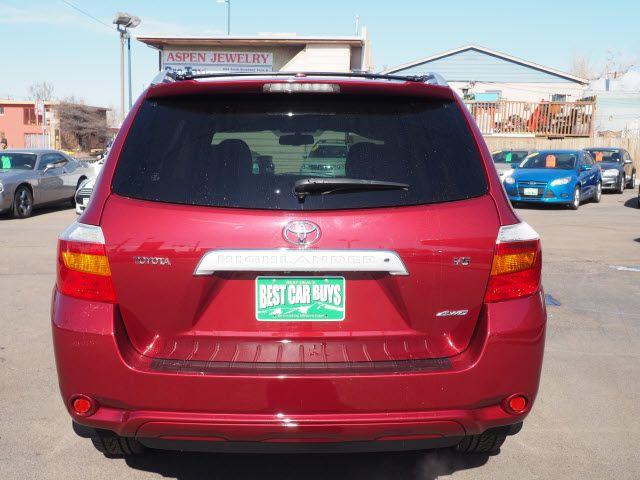 2009 Toyota Highlander Limited Englewood, CO 6