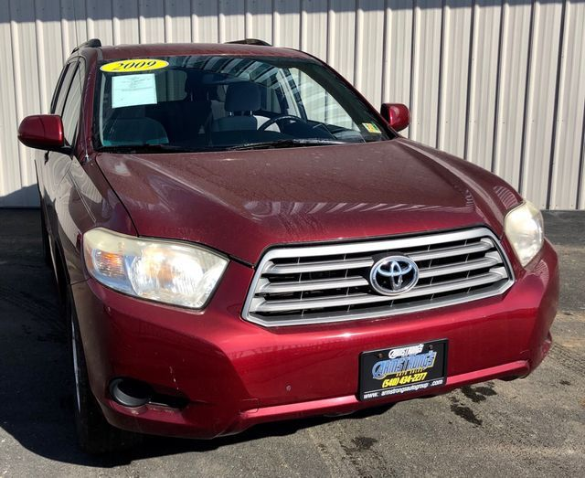 2009 Toyota Highlander Base in Harrisonburg, VA 22801