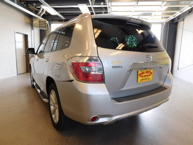 2009 Toyota Highlander Hybrid Limited  city TN  Doug Justus Auto Center Inc  in Airport Motor Mile ( Metro Knoxville ), TN