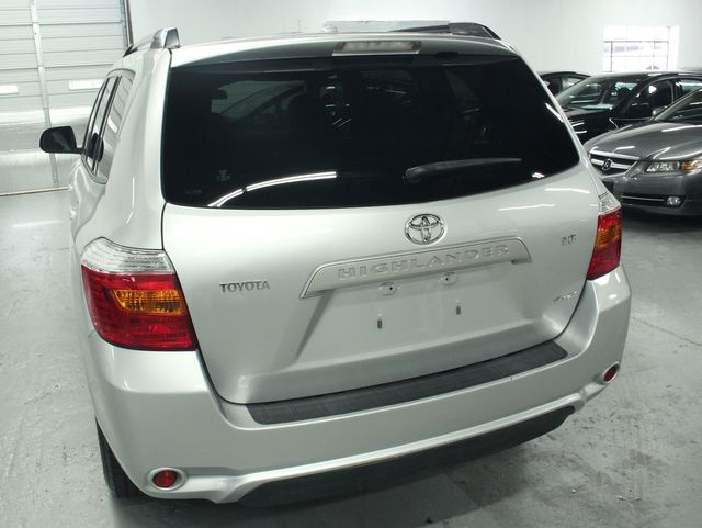 2009 Toyota Highlander 4WD w/ 3rd. Row Kensington, Maryland 10