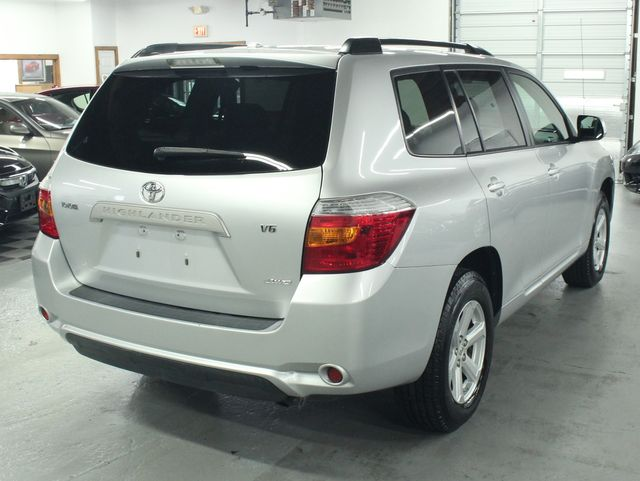 2009 Toyota Highlander 4WD w/ 3rd. Row Kensington, Maryland 4