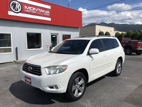 2009 Toyota Highlander Sport in