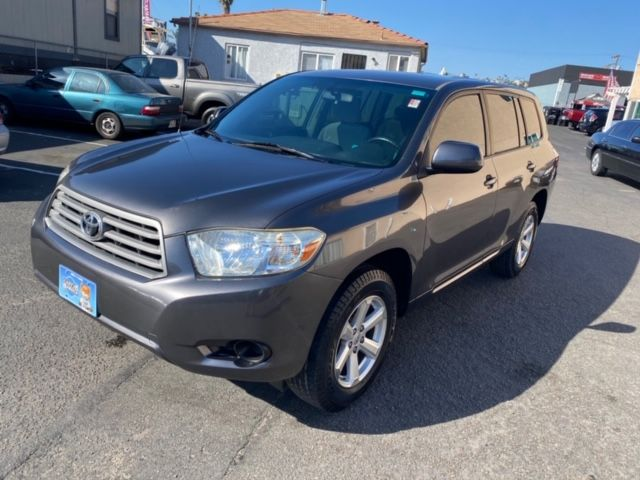 2009 Toyota Highlander W/ 3RD ROW SEATING