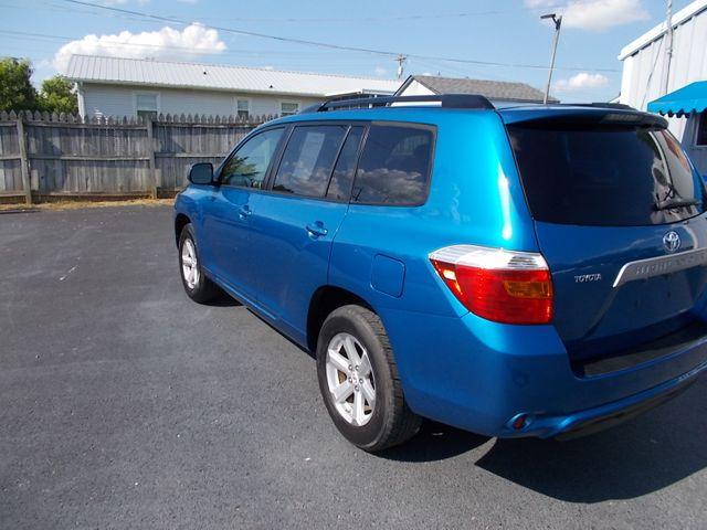 2009 Toyota Highlander Base Shelbyville, TN 4