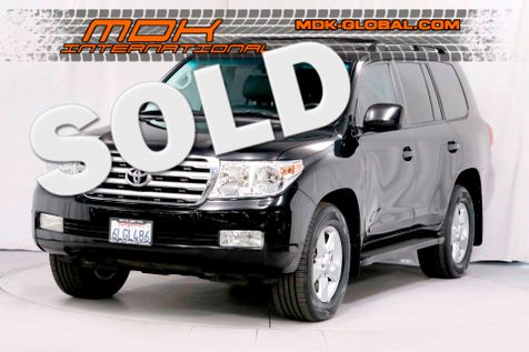 2009 Toyota Land Cruiser - NAV - DVD - JBL - NEW TIRES - SERVICE RECORDS in Los Angeles