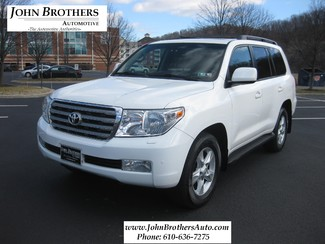 2009 Sold Toyota Land Cruiser Conshohocken, Pennsylvania
