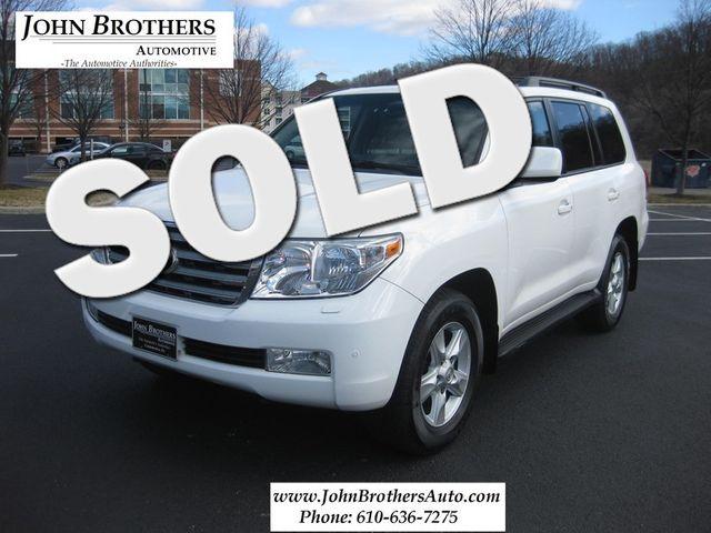 2009 Sold Toyota Land Cruiser Conshohocken, Pennsylvania