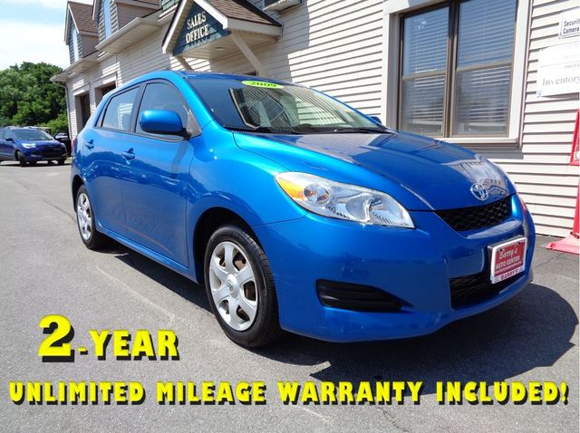 2009 Toyota Matrix in Brockport NY, 14420