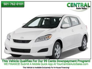 2009 Toyota Matrix S   Hot Springs, AR   Central Auto Sales in Hot Springs AR