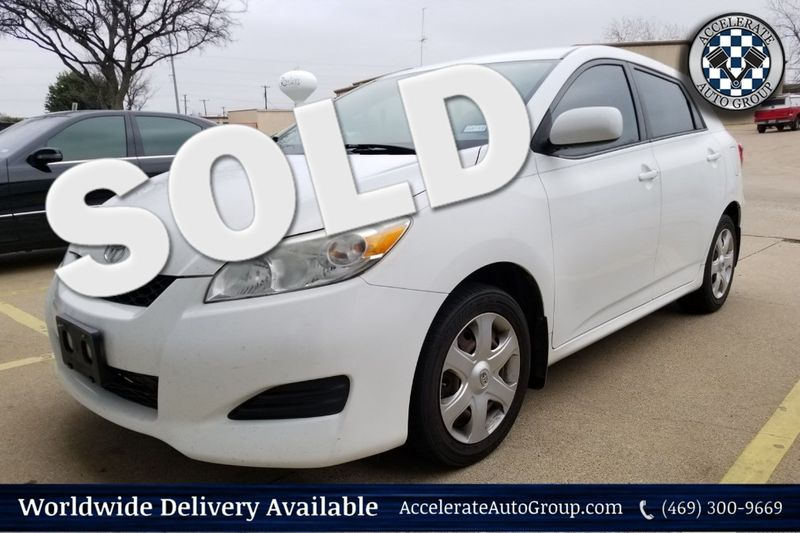 2009 Toyota Matrix  in Rowlett Texas