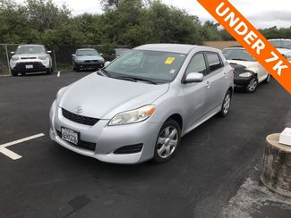 2009 Toyota Matrix Base | San Luis Obispo, CA | Auto Park Sales & Service in San Luis Obispo CA