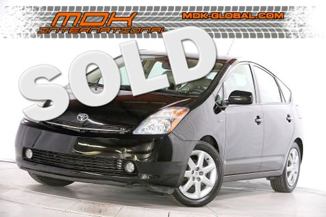 2009 Toyota Prius Touring - PKG 6 - Nav - Leather - JBL sound in Los Angeles