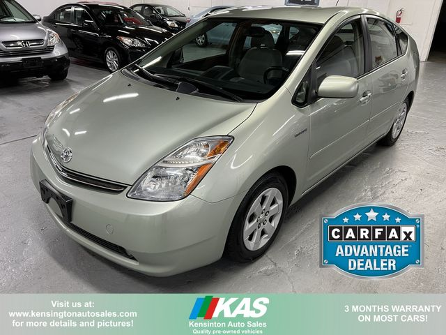 2009 Toyota Prius Package 6