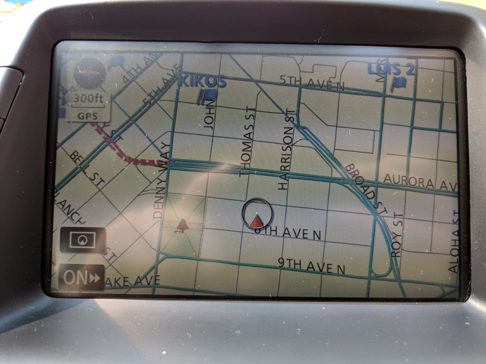 2009 prius navigation system update