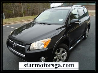 2009 Toyota RAV4 Ltd in Alpharetta, GA 30004