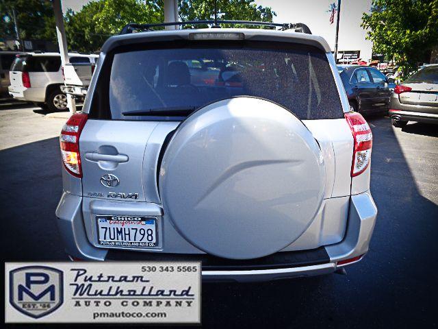 2009 Toyota RAV4 Chico, CA 5
