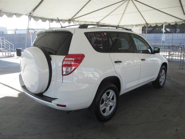 2009 Toyota RAV4 Gardena, California 2