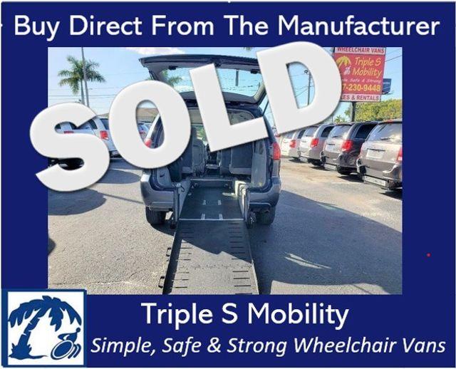 2009 Toyota Sienna Ce Wheelchair Van Handicap Ramp Van