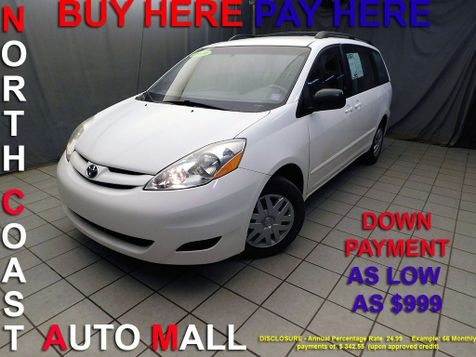 2009 Toyota Sienna CEAs low as $999 DOWN in Cleveland, Ohio