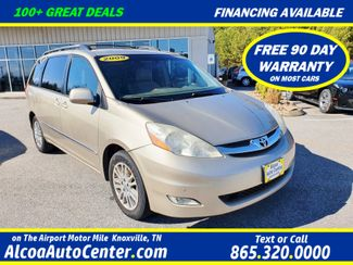 2009 Toyota Sienna Limited w/DVD/Navigation in Louisville, TN 37777