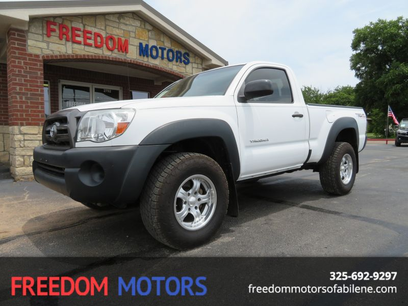 2009 Toyota Tacoma 4x4 | Abilene, Texas | Freedom Motors  in Abilene Texas