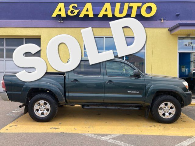 2009 Toyota Tacoma DOUBLE CAB in Englewood, CO 80110