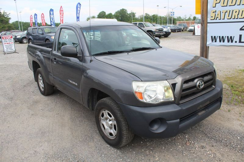 2009 Toyota Tacoma   city MD  South County Public Auto Auction  in Harwood, MD