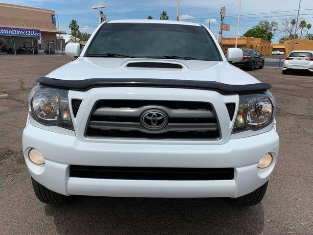 2009 Toyota Tacoma 3 MONTH/3,000 MILE NATIONAL POWERTRAIN WARRANTY Mesa, Arizona 7