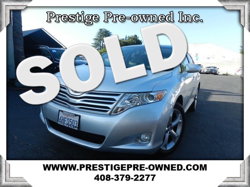 2009 Toyota Venza ((**NAVIGATION & BACK-UP CAMERA**))  in Campbell CA