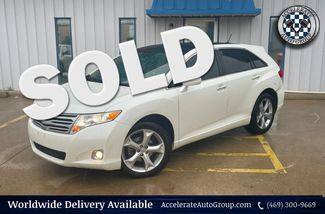 2009 Toyota Venza 3.5L V6 AWD, NAVIGATION, PANO ROOF, LTHR, HTD SEAT in Rowlett