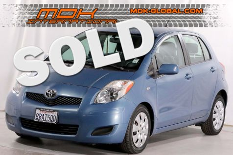 2009 Toyota Yaris - 4 door - AC - Local private party trade-in in Los Angeles