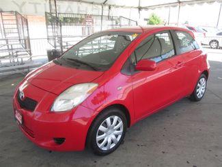 2009 Toyota Yaris Gardena, California