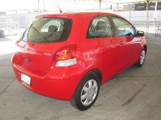 2009 Toyota Yaris Gardena, California 2