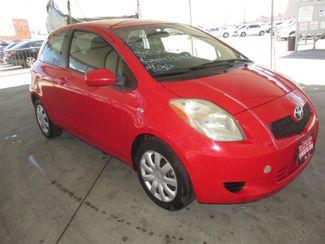 2009 Toyota Yaris Gardena, California 3