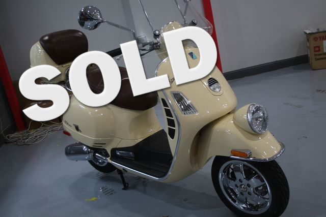 2009 Vespa GT 250 ie Houston, Texas