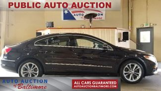 2009 Volkswagen CC Luxury   JOPPA, MD   Auto Auction of Baltimore  in Joppa MD