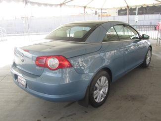 2009 Volkswagen Eos Komfort Gardena, California 2