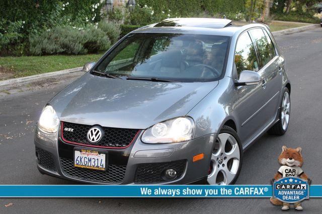2009 Volkswagen GTI SEDAN 83K MLS AUTOMATIC NEW TIRES SERVICE RECORDS in Van Nuys, CA 91406
