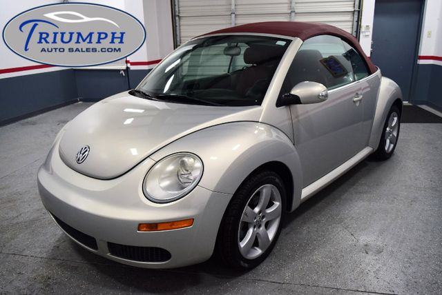 2009 Volkswagen New Beetle Blush