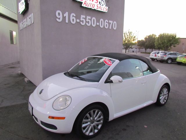 2009 Volkswagen New Beetle S Super Low Miles in Sacramento CA, 95825