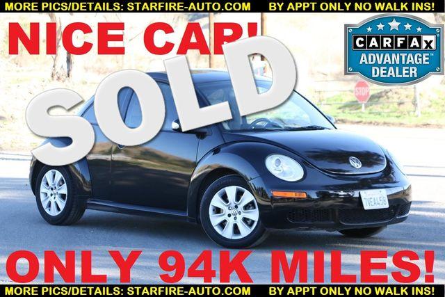 2009 Volkswagen New Beetle S Santa Clarita, CA