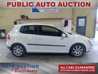 2009 Volkswagen Rabbit S | JOPPA, MD | Auto Auction of Baltimore  in Joppa MD