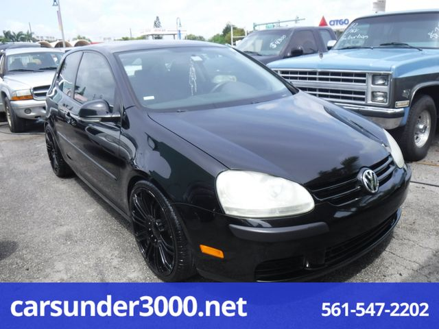 2009 Volkswagen Rabbit S Lake Worth , Florida