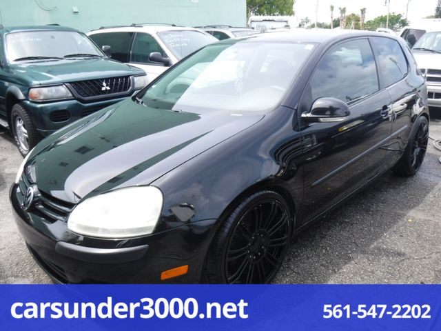 2009 Volkswagen Rabbit S Lake Worth , Florida 2