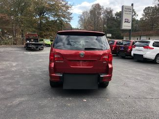 2009 Volkswagen Routan SEL handicap wheelchair accessible rear entry Dallas, Georgia 2