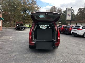 2009 Volkswagen Routan SEL handicap wheelchair accessible rear entry Dallas, Georgia 3